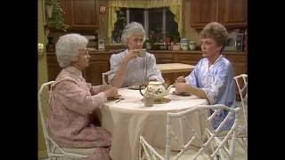 The Girls Discuss Their Love Life - The Golden Girls (Season 1, Episode 3)