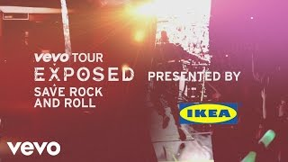 Fall Out Boy  Save Rock  Roll (VEVO Tour Exposed)