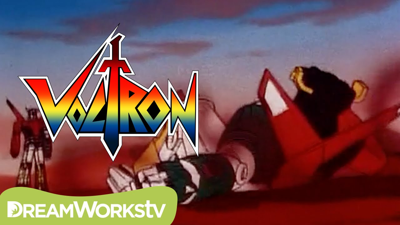 voltron fights an evil clone voltron defender of the