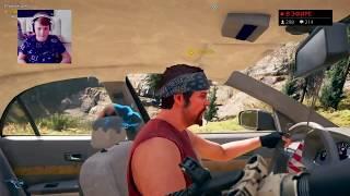 Far Cry 5 PS4 #7 🚁 🔥 ВЗРЫВАЕМ ВЕРТОЛЕТЫ НА ЛЕТУ 🚁 ПРЯМОЙ ЭФИР