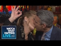 rita wilson and andy cohen get flirty in the twizzler challenge wwhl