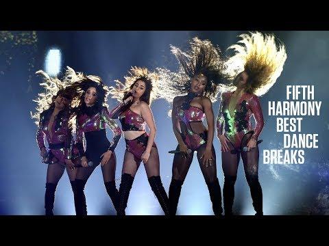 Fifth Harmony's Best Dance Breaks