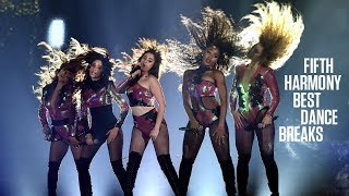 Fifth Harmony's Best Dance Breaks