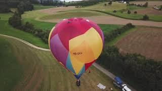 First swiss FlyDOO homebuilt balloon!