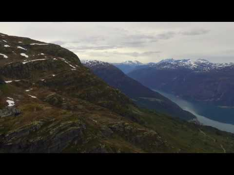 Norway Sognefjorden Luster