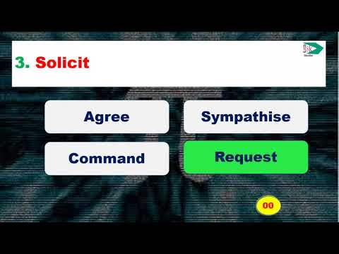 Level 20 Synonyms /SSC Previous Years Exams/ssk Quiz  English Vocabulary