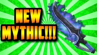 [EPIC] NEW RUNIC BLADE MYTHIC!!! *INSANE CRAFTING* (ROBLOX ASSASSIN)