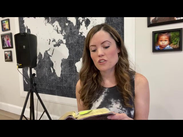 Proverbs 14 - Reading Through/Bible Study with Darlene Stanley