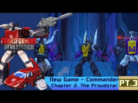 [Transformers Devastation] NG Commander Pt. 3.33 (Not) Good