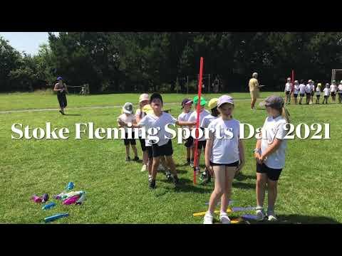 Stoke Fleming Sports Day 2021