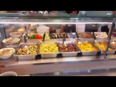 Tesco Food Court – Cheap Thai Food – Koh Samui Thailand