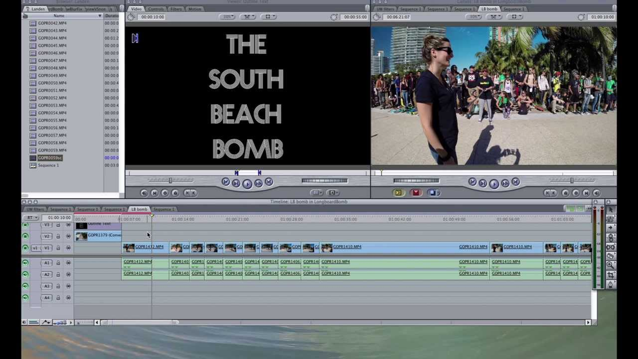 Final Cut Pro 7 Add New Fonts Micbergsma Youtube