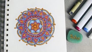 Episode 1: How to Draw Mandalas for Beginners