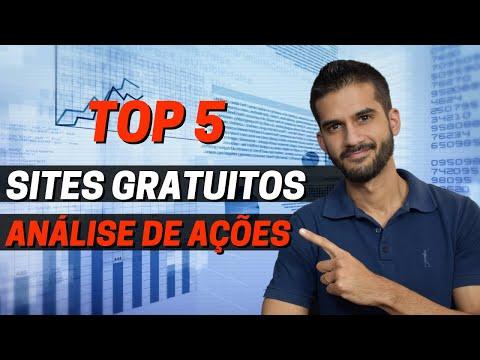 TOP 5 Melhores Sites para Analisar Ações e Fundos Imobiliários