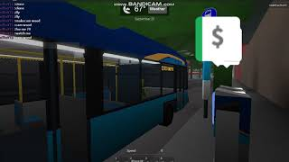 MTA New York City Bus ROBLOX: Rockaway Park Bounds Q53 SBS At Woodside