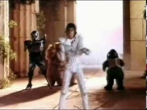 Michael Jackson - Another Part Of Me (Captain EO 1986)