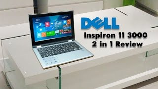 dell inspiron 11 3000 series 2 in 1 notebook review 2016