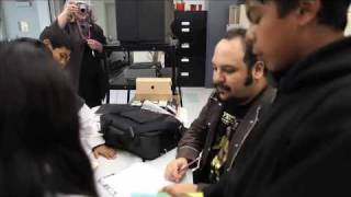 CalArts CAP Master Class: Jorge Gutierrez