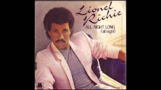 Lionel Ritchie - All night long