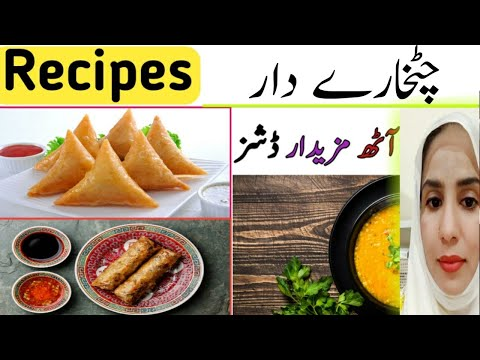how-to-do-dawat-preparation-by-asma's-world---8-dishes-with-full-recipes---homemade-special-8-dishes
