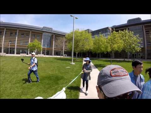 UC Merced Tour