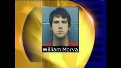 Timeline of the William Morva case