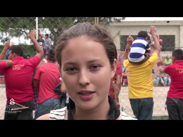 Con Apoyo del IICA, Realizan Segundo Encuentro de la Red de Jóvenes del Yeguare