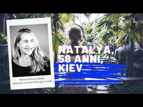 New Entry: Natalya, 58 anni, Kiev | Amori&Psiche Agenzia Matrimoniale