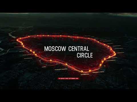 Moscow Central Circle / Московское Центральное Кольцо