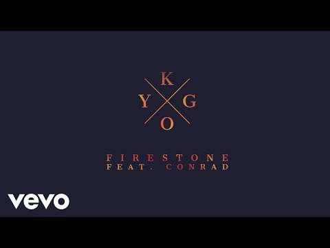 Kygo - Firestone (Official Audio) ft. Conrad Sewell