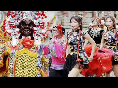 台灣廟會:2019新竹勝安宮神農大帝六載圓香遶境大典