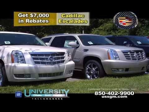 Tallahassee Cadillac Buick GMC