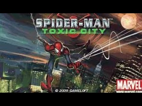 Spider Man Toxic City Chapter 1 Android Apk