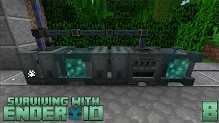 Surviving With Ender IO :: E08 - Combustion Generator