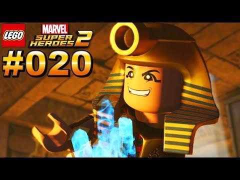 LEGO MARVEL SUPER HEROES 2 #020 Der böse Pharao [Deutsch]