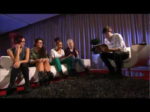 Little Mix Turn Your Face