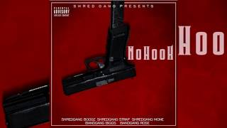 ShredGang Boogz Feat. Strap, Mone & BandGang Biggs & Javar - No Hook (Official Audio Video)