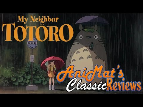 My Neighbor Totoro - AniMat's Classic Reviews