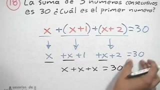 Ecuaciones de primer grado│problema 4