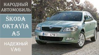 Обзор / Škoda Octavia / Шкода Октавия / II поколения (А5 2004-2010)