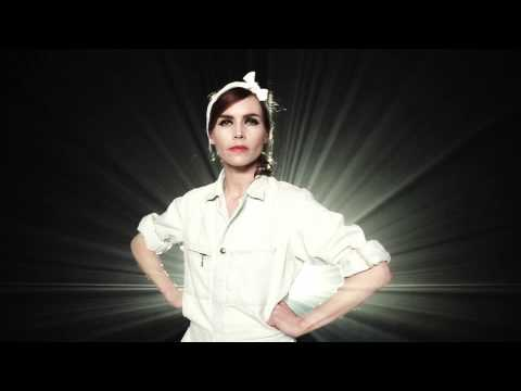 Nina Persson - Food For The Beast (Animal Heart) [Official Video]