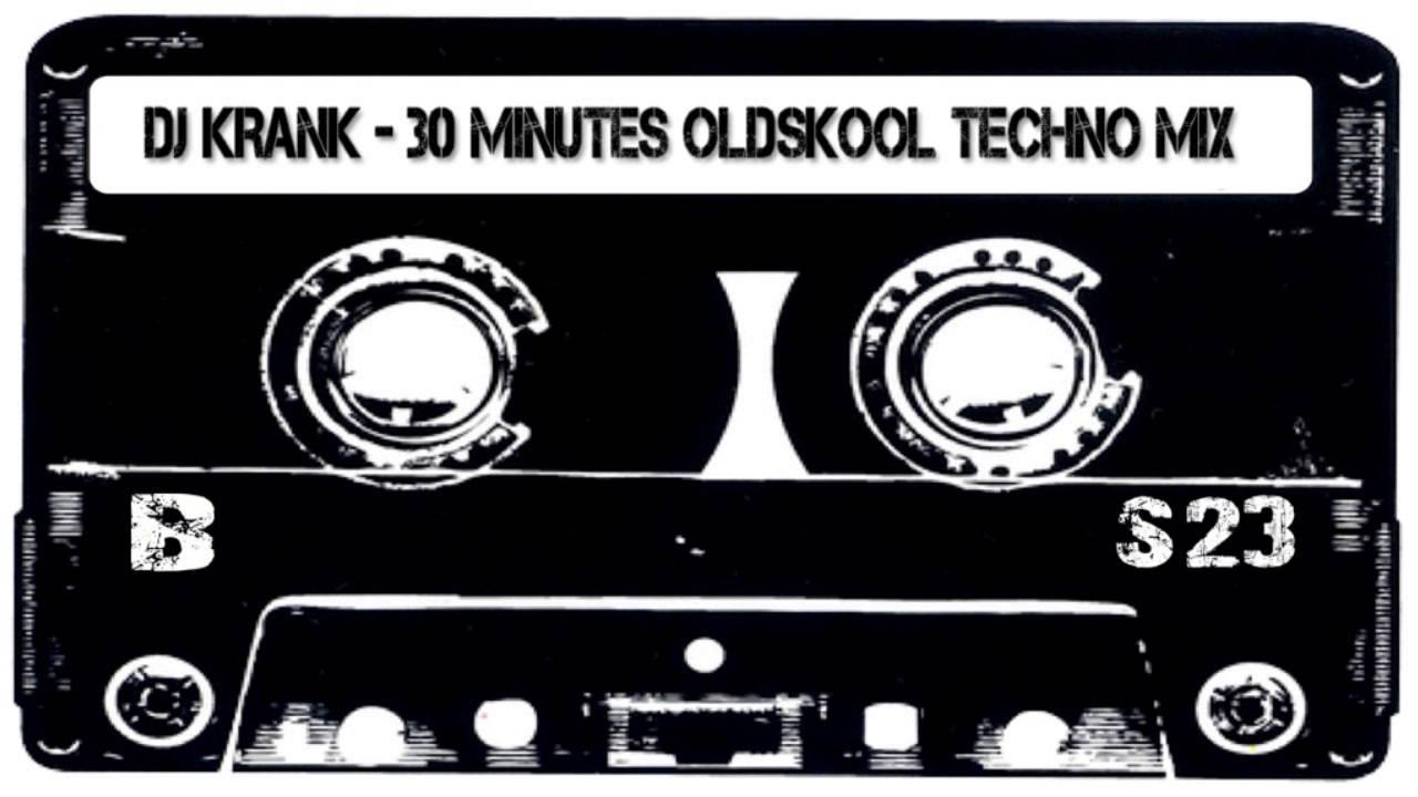 Dj Krank - Back To The Oldskool (Techno/Schranz)