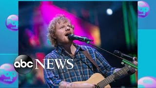 Ed Sheeran New Album Teased on Social Media