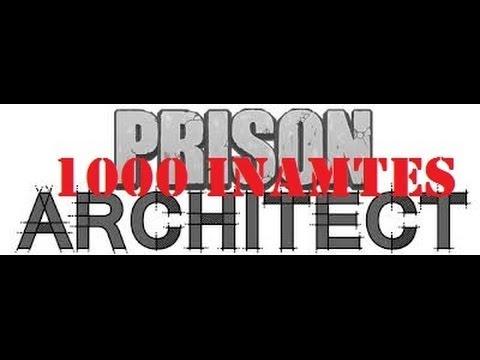 Prison Architect Alpha 19 - Part 15 (1000 Inmates)