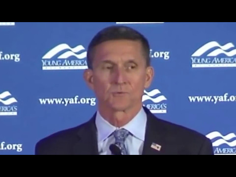 General Flynn Explains Team Deza