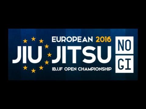 EUROPEAN CHAMPIONSHIP NOGI BJJ 2016 IN ROME #2