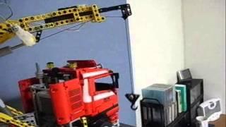Lego Technic 8258 Crane Truck Boom 2