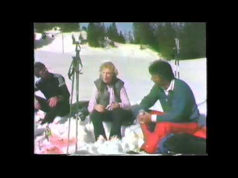 Heli Skiing video from 1982 with the Swiss Ski And Snowboard School Chateau-d'Oex (2out2).
