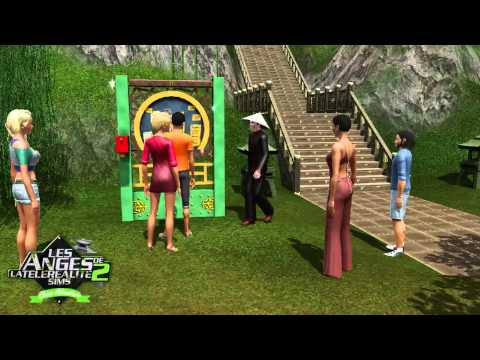 les anges sims 2 episode 5. Black Bedroom Furniture Sets. Home Design Ideas
