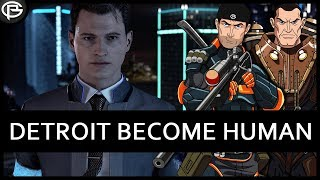 More Human than Human - MW: Detroit: Become Human